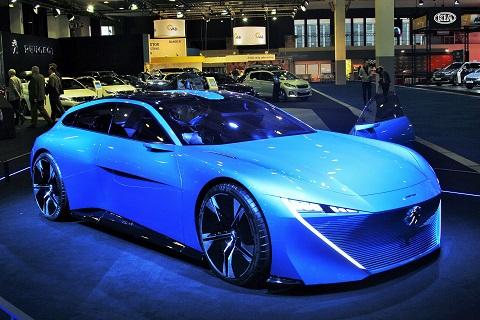 2018 Peugeot Concept car