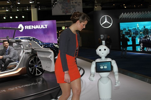 2018 Renault Robot
