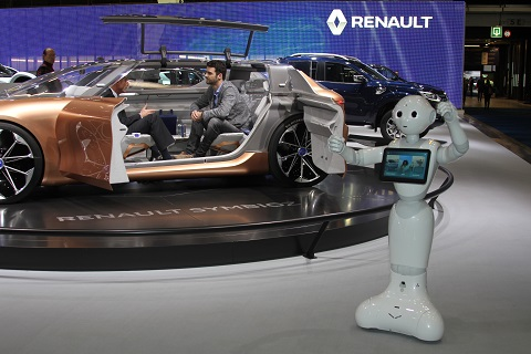 2018 Renault Robot 2