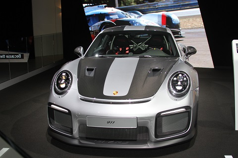 2018  911 GT RS 1