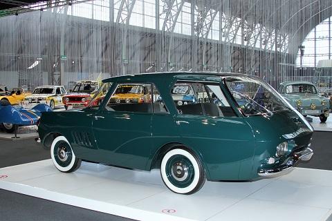 2018 Prototype  1959