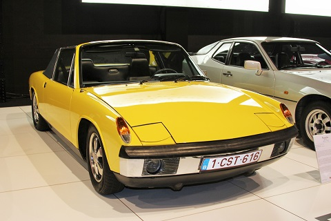 1970 VW Porsche