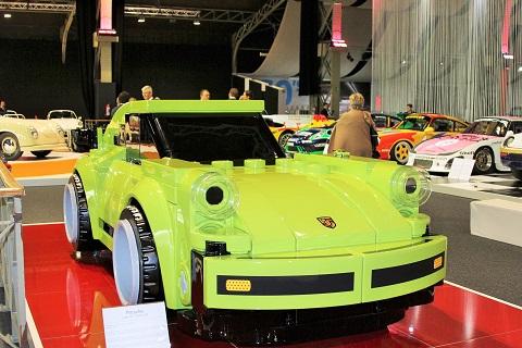 2018 Lego Porsche