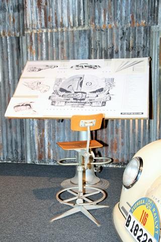 2018 Werktafel Ferry Porsche