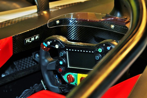 2018 Cockpit FE