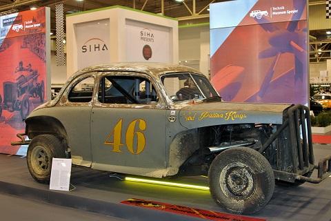2018 Ford Dirt Racer 1946