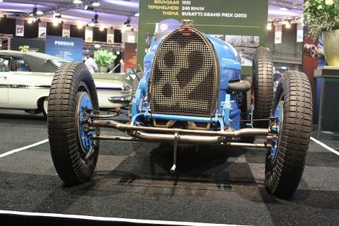 2018 WS Bugatti