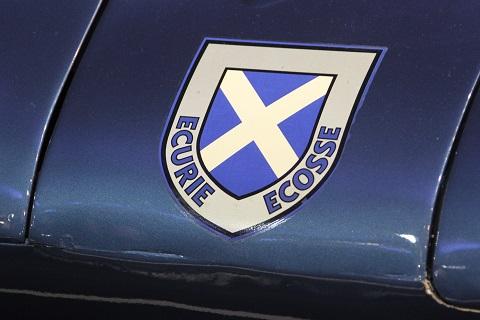 2018 WS Ecurie Ecosse sticker