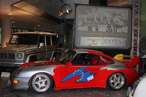 2018 WS Porsche Cup 1993 versie Coys