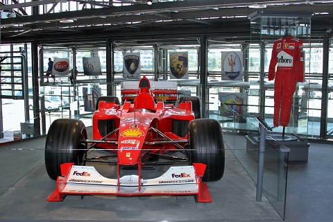 2017 Ferrari F200 Entree