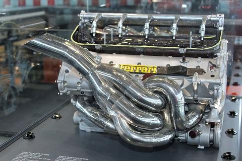 2018 Ferrari F1 2000 Motor