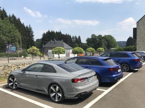 Autos Audi RS5 2