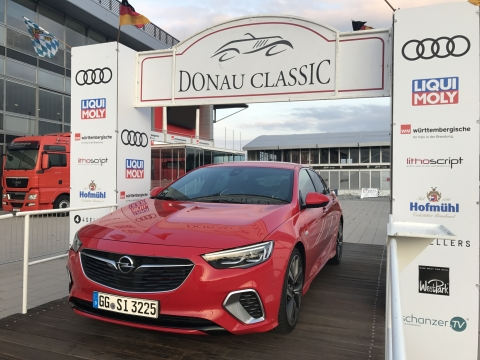 Autos Insignia Donau Classic
