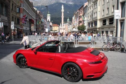 Autos Porsche Innsbruck