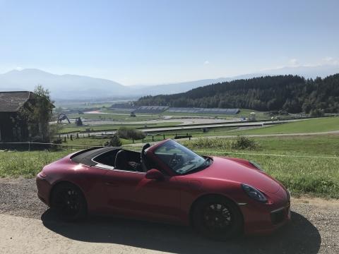 Autos Porsche RBR