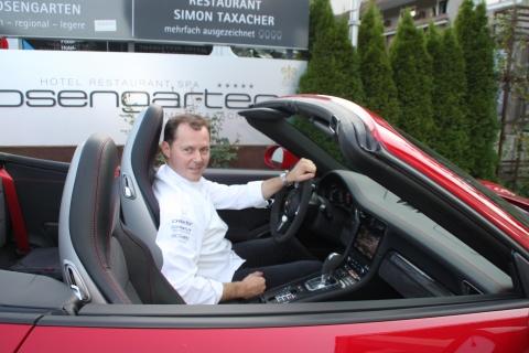 Autos Porsche Taxacher