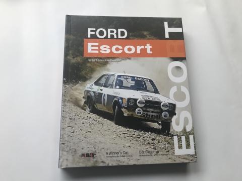 Boeken Escort cover