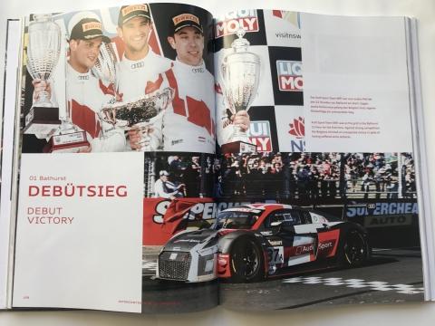 2 Boeken Audi Inside