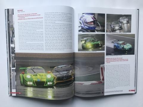 2 Boeken Nurburgring inside