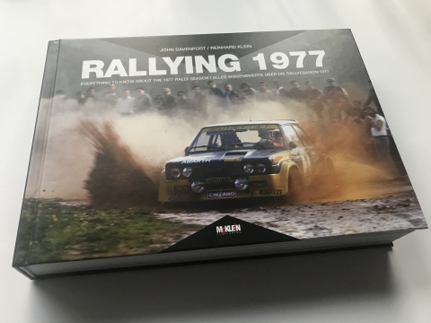 2 Boeken Rallying1977 cover