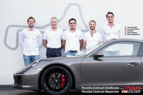 Team-Porsche-Eindhoven-Maastricht-Zolder24H
