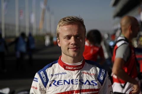 2018 Rosenqvist winnaar