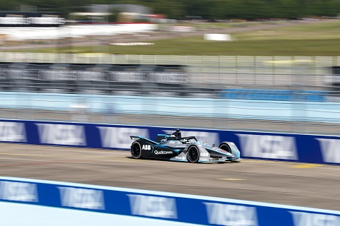 2018 Rosberg Gen 2 car