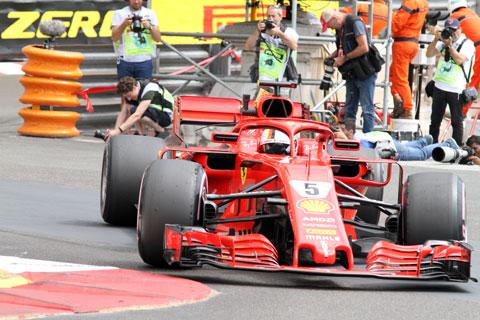 Sebastian-Vettel-in-actie