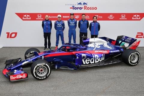 Toro Rosso Team
