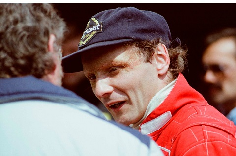 2018 Niki Lauda