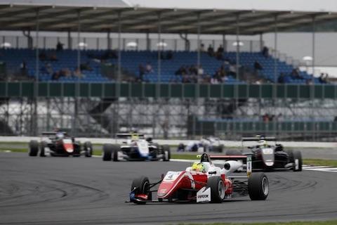 180821 F3 Silverstone Schumacher