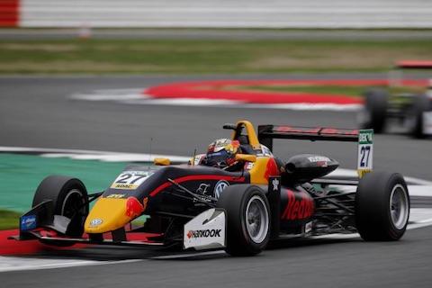 180821 F3 Silverstone Ticktum