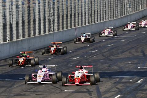 2018 Fittipaldi Schumacher