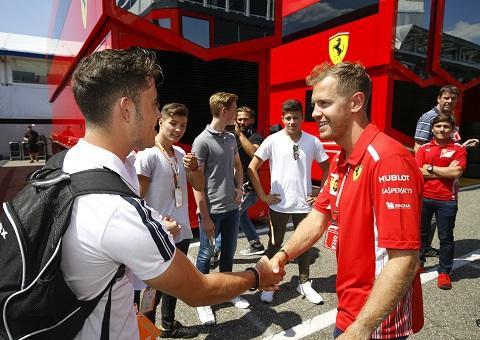 2018 Alders Vettel