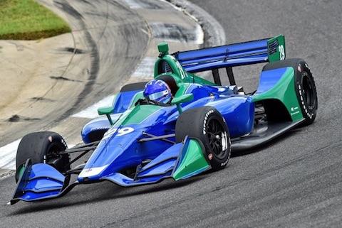 180906 Alonso Indycar 2