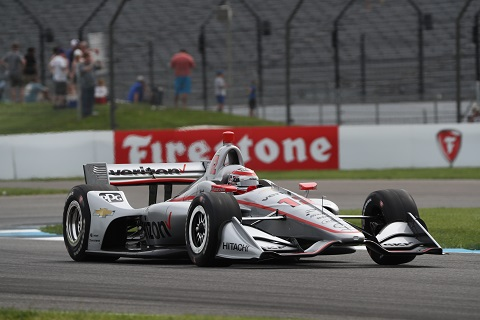 Will Power GP Indy