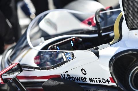 Windscherm Indycar