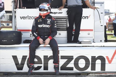 Will Power Pocono