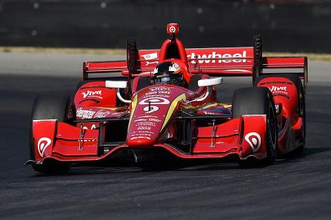 2018 Rosenqvist Mid Ohio