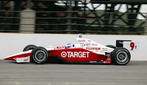 Dixon 87e Indy 500