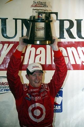 Scott Dixon 2003