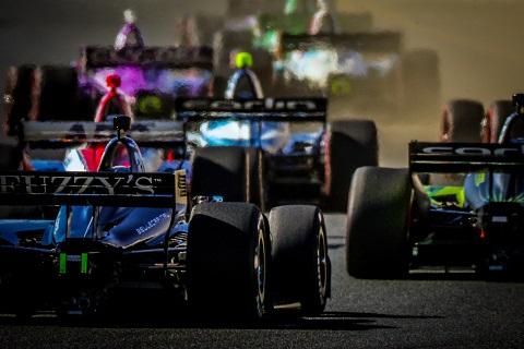 Indycars laatste maal