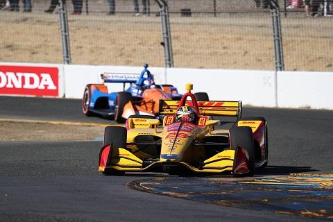 RHR Race 1