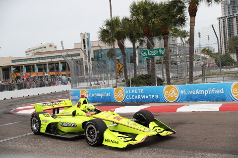 2018 Simon Pagenaud