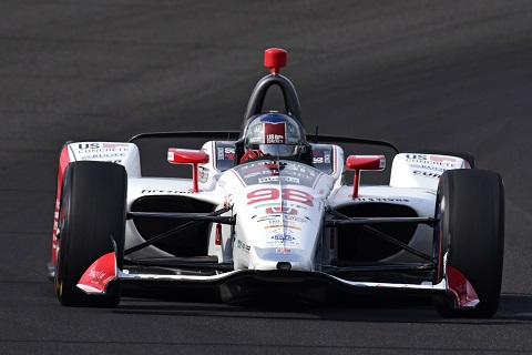 Marco Andretti Vrijdag