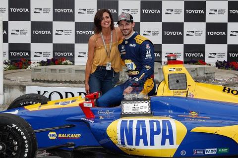 Rossi winnaar