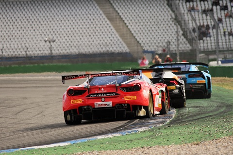 2018  Duel Ferrari Lambo