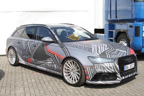 2018 Folie Audi