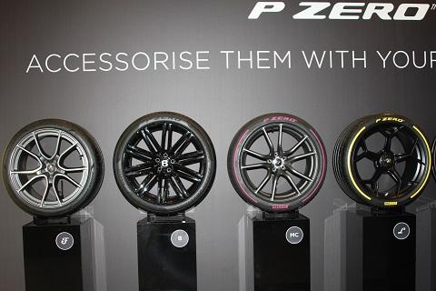 2018 Pirelli 5
