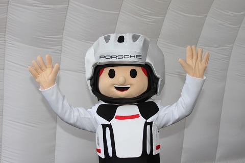 2018 Porsche Mascotte